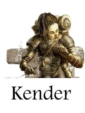 Kender button