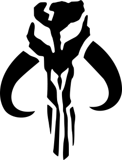 Original mando logo