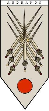 Banner of swords