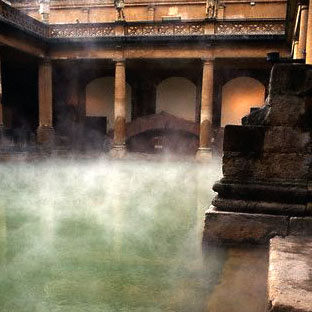 Traditional steam bath house3