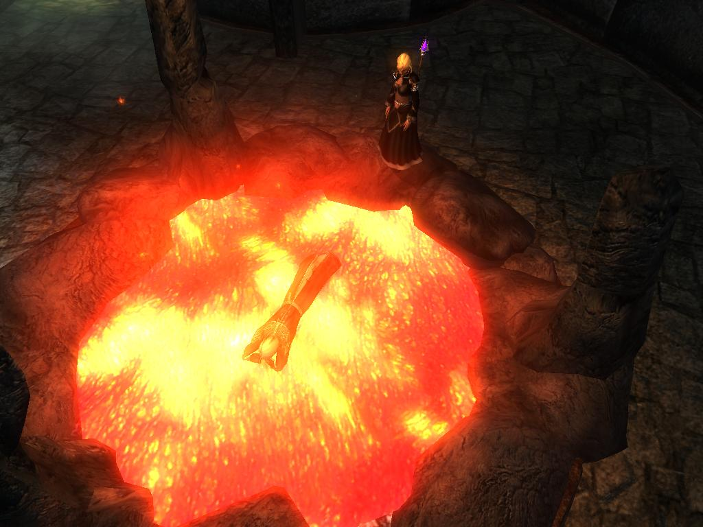 Tes iv lava bath by anonymous738
