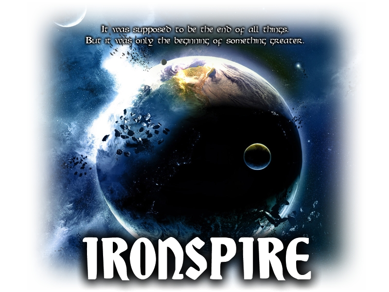 Ironspire homepage