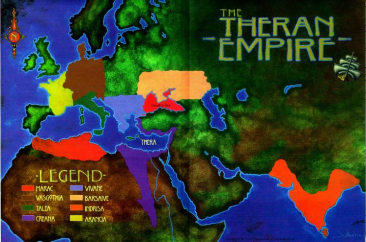 Theran empire
