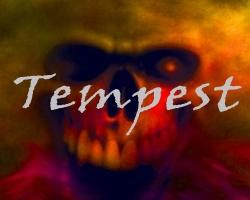 Tempest nose art