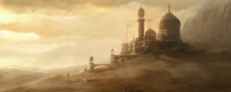 Athas, a mágiaégette bolygó ( a Birodalom egyik börtönbolygója) Sand_City