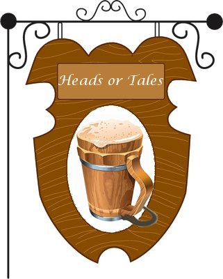Heads or tales sign
