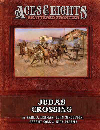 Aces   eights judas crossing