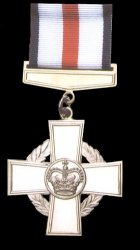 Conspicious Gallantry Cross