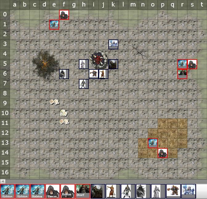 Mushroom battle 1