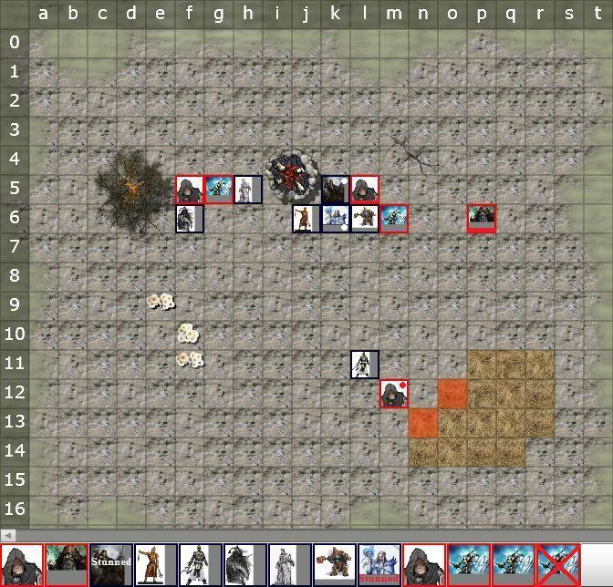 Mushroom battle 2