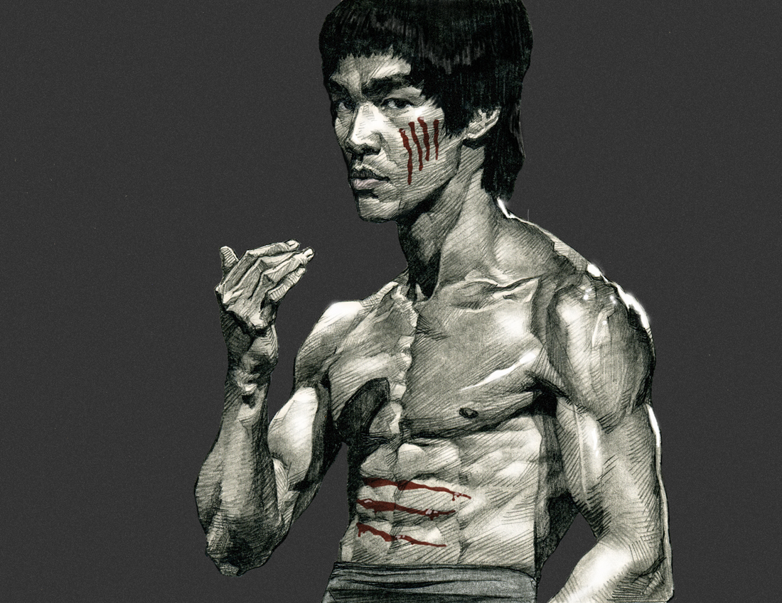Bruce lee 3 by kse332