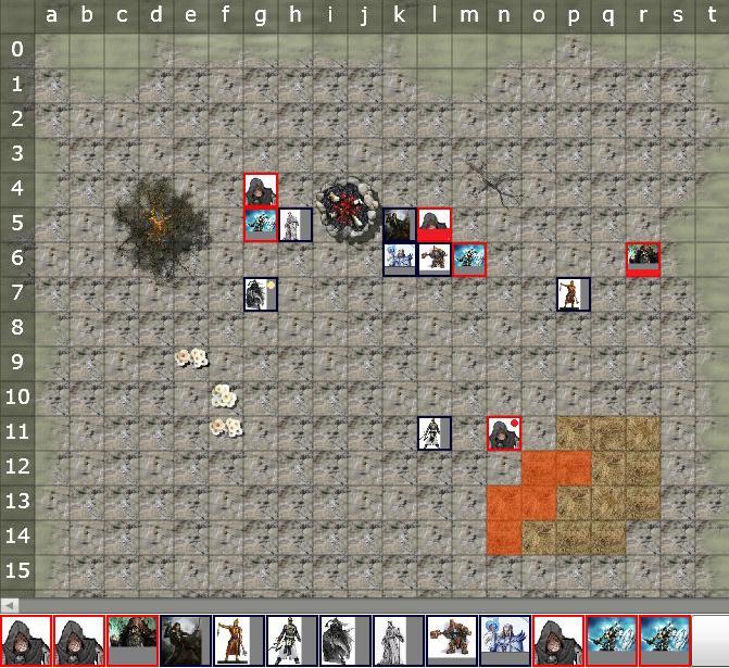 Mushroom battle 3