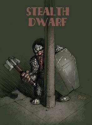 Stealth dwarf