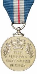 Queen's Gallantry Medal