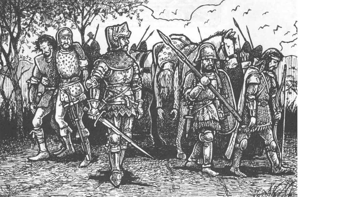 Furyondy besieged