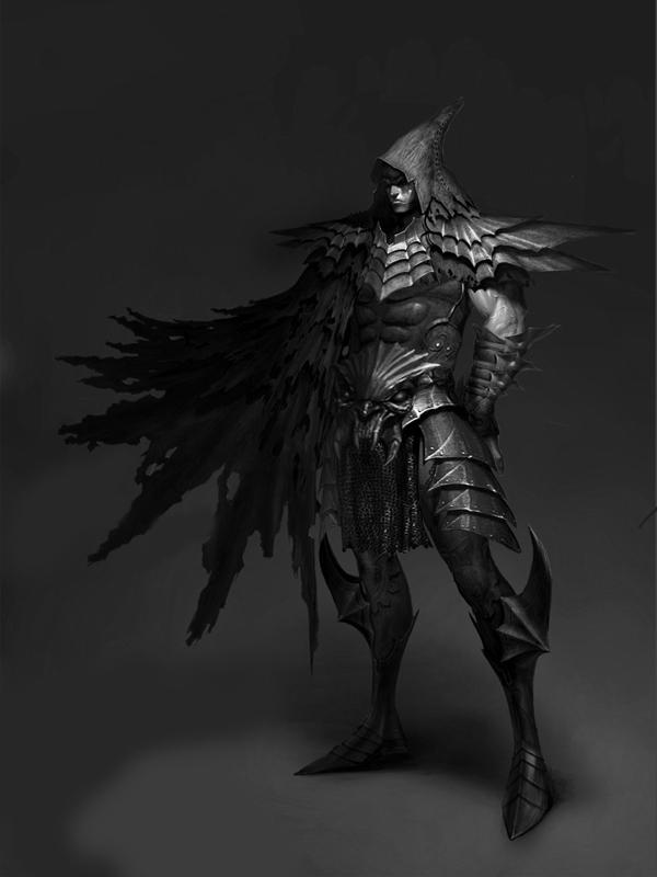 Dark ranger by galligi