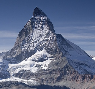 The moutain    by vincentfavre