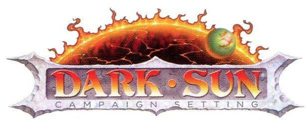Dark sun logo 4e