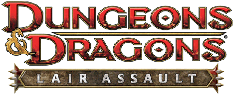 Dungeons and Dragons Lair Assault
