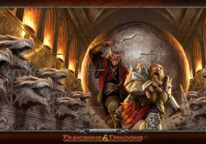 Dungeons dragons lair assault