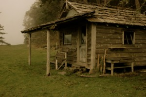 Byron s cabin