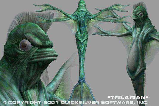 Trilarian
