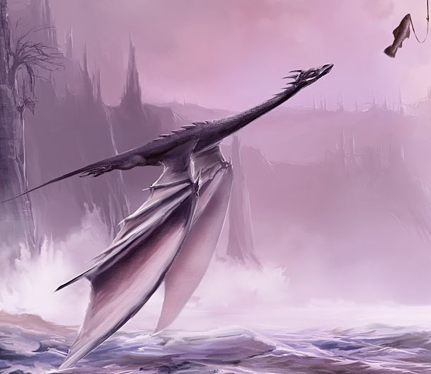 Sea wyvern