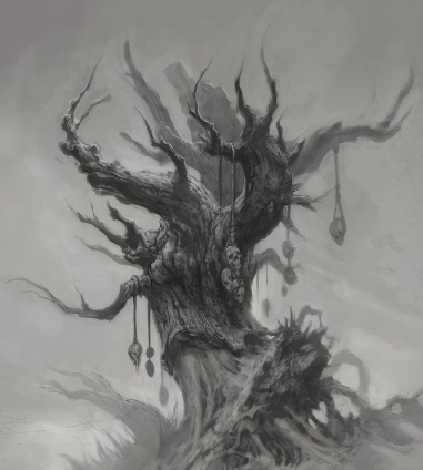 Tree of sorrows