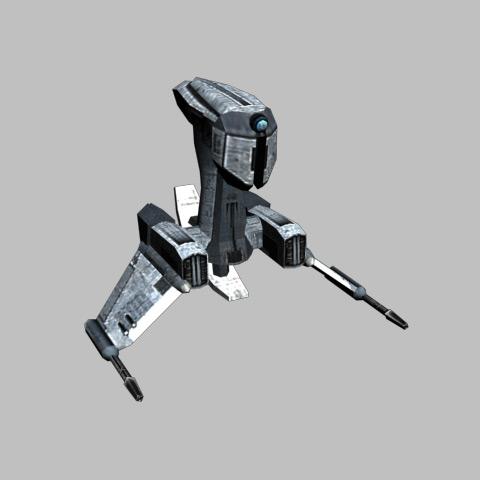 Automata patrol droid