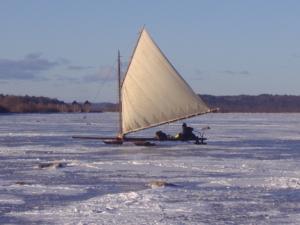 Salt skiff op