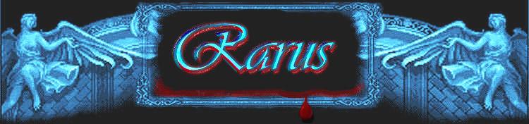 Rarus banner
