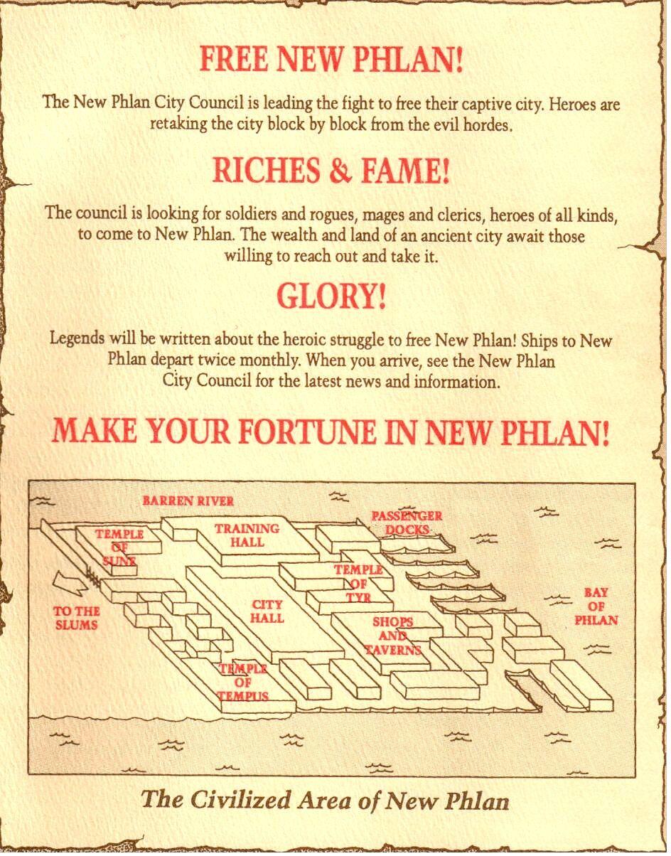 Phlan post