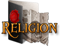 Religion button beta