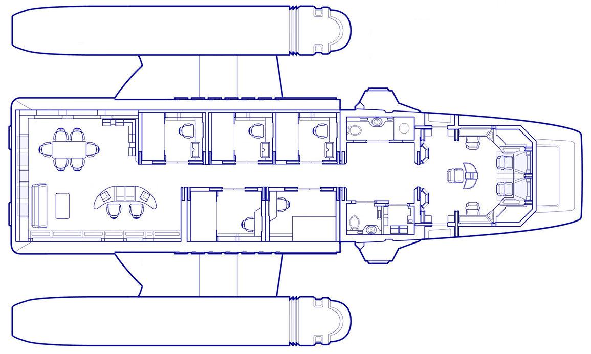 Danube class runabout interior by quagmire8787