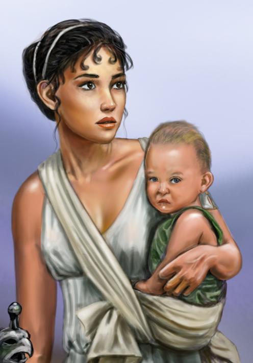 Ionian female