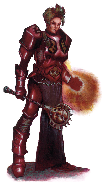 Cleric 20of 20 orcus