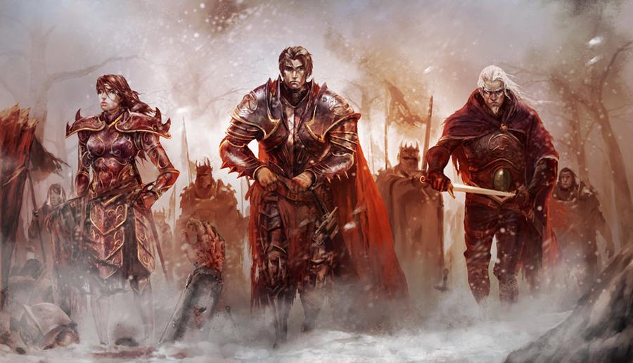 Thulian warlords
