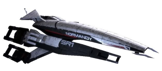 Normandy sr1