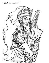 Gun kenari