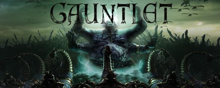 Gauntlet banner