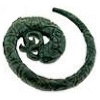 Jadeite snake
