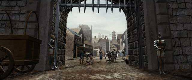 Baldur s gate enter