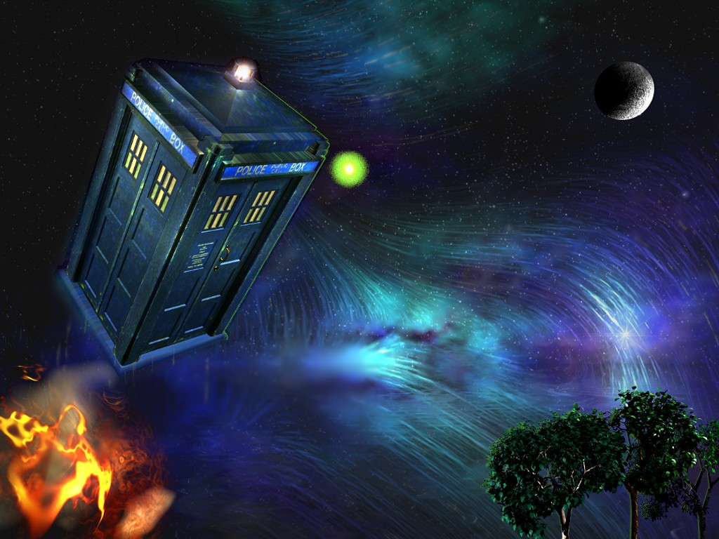 Doctor who free wallpaper 1