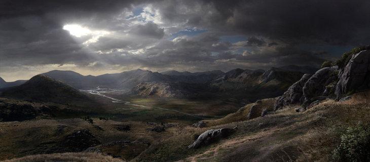 Valle del Nentir