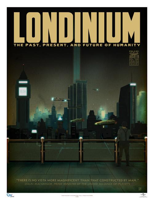 Londinum poster