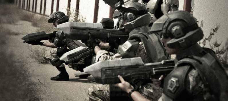Halo squad