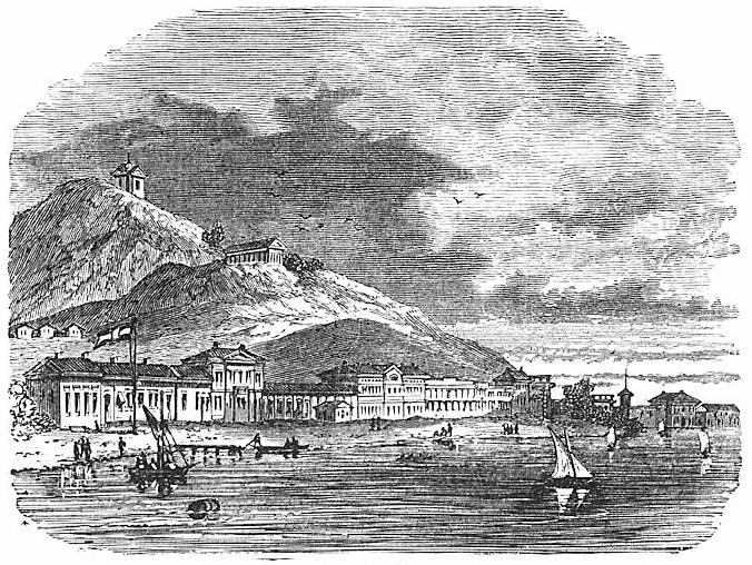 North shore of alutania