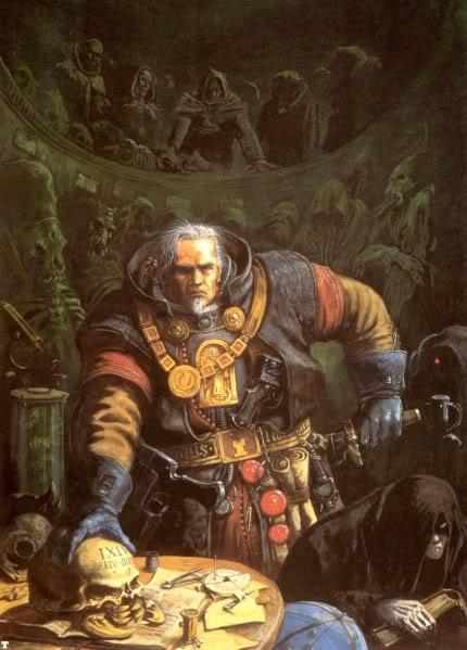 Inquisitor grundvald