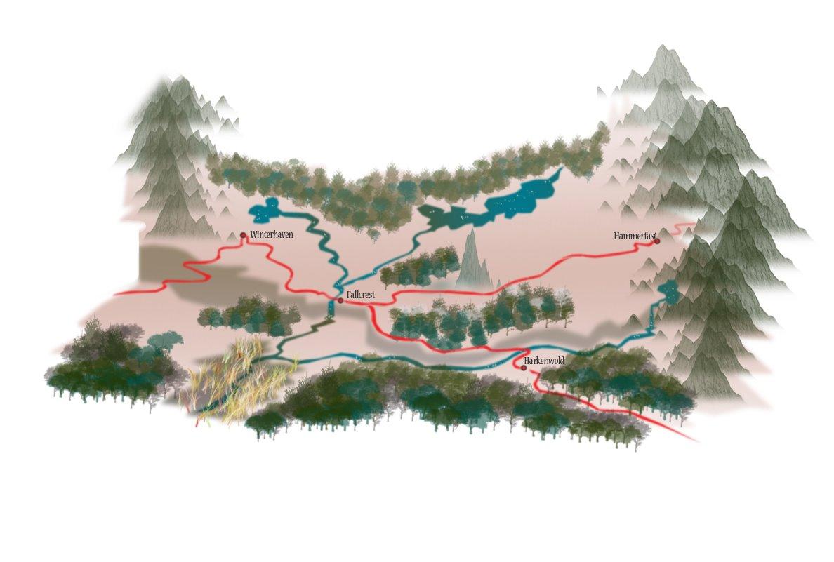 The Nentir Vale