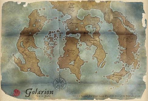 Golarion